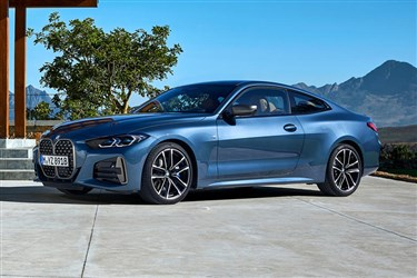 BMW 420 Coupe M Sport