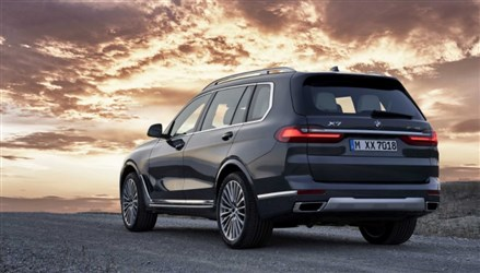 BMW X7 40i Pure Excellence
