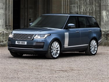 Range Rover SE Supercharged